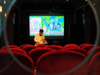 The Screening room #1